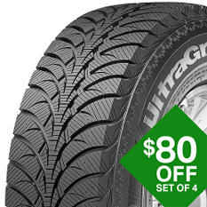 Goodyear Ultra Grip Ice WRT - 235/65R17 104S