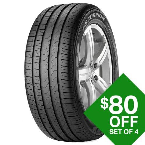 Pirelli Scorpion Verde - 265/50R19/XL 110W Tire