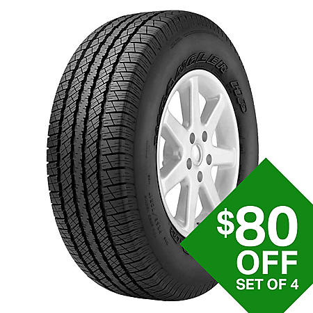 Goodyear Wrangler HP All-Weather - 235/55R19 105V Tire