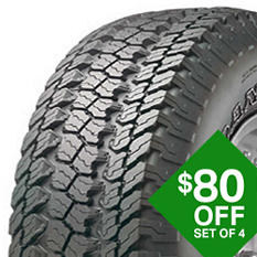Goodyear Wrangler AT/S - P265/70R17 113S    Tire