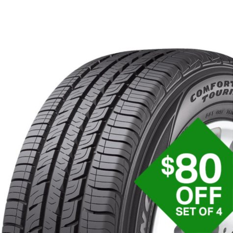 Goodyear Assurance ComforTred Touring - P235/60R18 102V  Tire