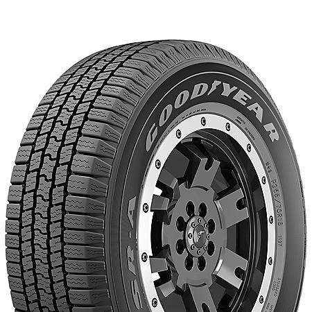 P275 65r18 Tires >> Goodyear Wrangler Sr A P275 65r18 114t Tire Sam S Club