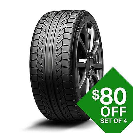 BFGoodrich g-Force Sport COMP-2 A/S - 255/45ZR18 99W Tire