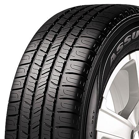 Tires 205 55R16 >> Goodyear Assurance All Season 205 55r16 91h Tire