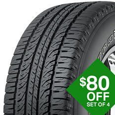 BFGoodrich Long Trail T/A Tour - P245/70R16 106T