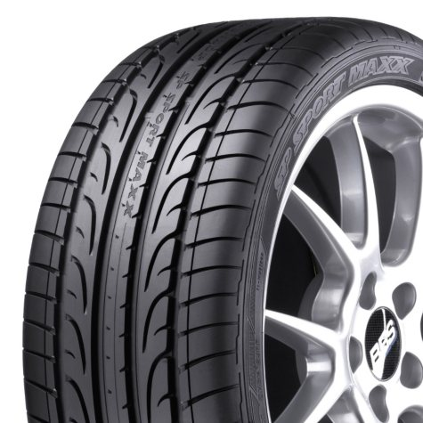 Dunlop SP Sport Maxx - 255/45R19 100V Tire