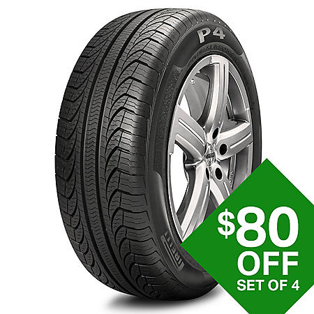 Pirelli P4 Four Seasons Plus - 195/60R15 P4FS+ 88H Tire