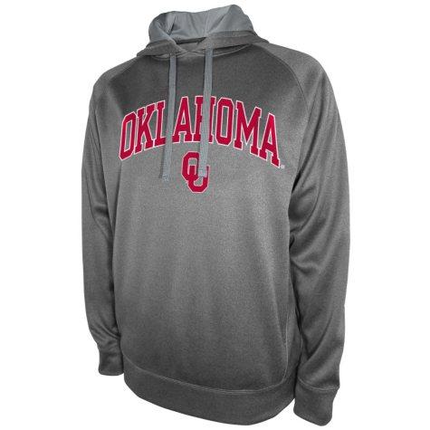 Oklahoma Sooners Men's Pullover Hood Fleece