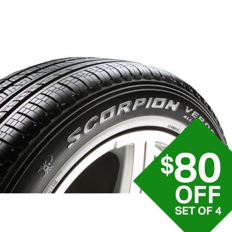 Pirelli Scorpion Verde AS RF - 255/55R19XL 111H Tire