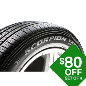 Pirelli Scorpion Verde A/S - 235/50R18 97H  Tire