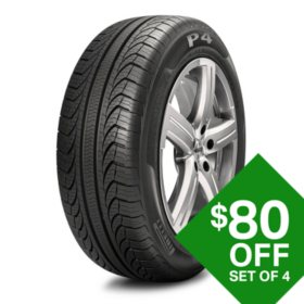 Pirelli P4 Four Seasons Plus - P225/60R17 99T Tire