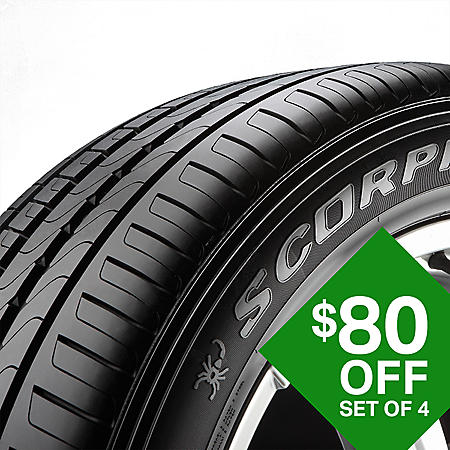Pirelli Scorpion Verde - 265/60R18 110H Tire