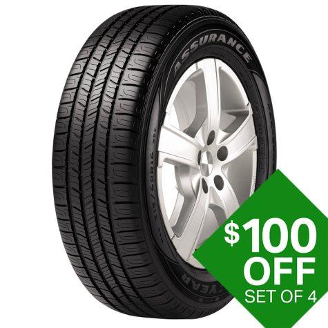 Goodyear Assurance All-Season - 195/70R14 91T Tire