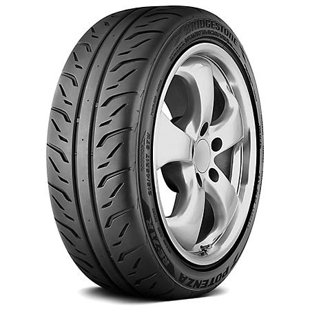 Bridgestone Potenza RE71 RFT - 255/40ZR17 Tire