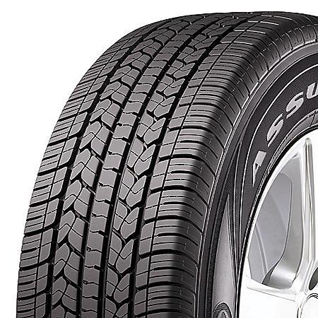 Goodyear Assurance Fuel Max Review >> Goodyear Assurance Cs Fuel Max 265 65r17 112t Tire