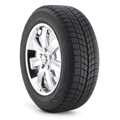 Bridgestone Blizzak WS60 - 205/60R15 91R Tire