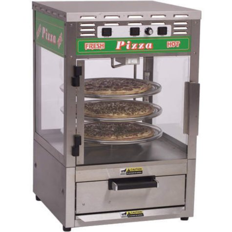 """Roundup PS-314 Pizza Station for 14"""" Pizzas"""