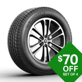 Michelin Defender LTX M/S - 265/70R17 115T Tire