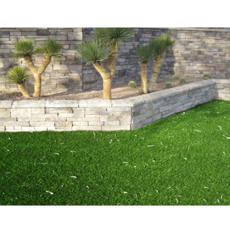 ProViri PLUS Artificial Grass Lawn 15' x Custom Order - Choose Your Size