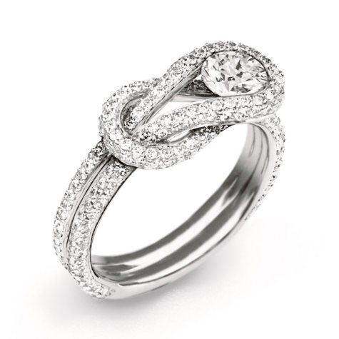 1.50 ct. t.w. Everlon™ Diamond Pavé Ring (I, I1)