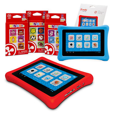 "7"" Nabi 2 Tablet Starter Bundle"