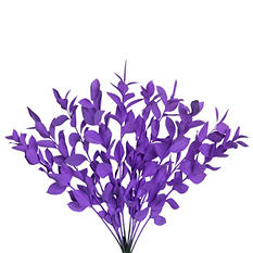 Painted Ruscus, Lavender (Choose 60 or 120 stems)