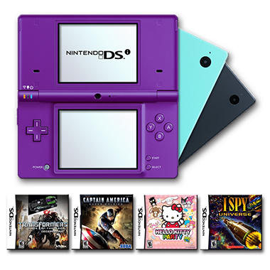 DSi Handheld Value Bundle