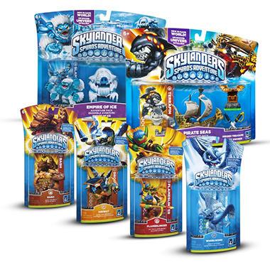 Skylanders Adventure Pack with Bonus Single Character Pack