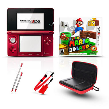3DS Handheld Starter Bundle