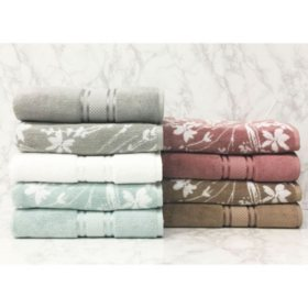 Luxury Collection Bath Towel Assorted Patterns Sam S Club