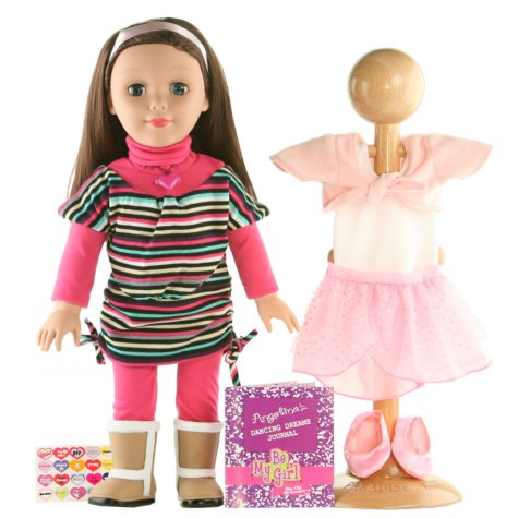 """New York 18"""" Doll - Inspired By Dance"""