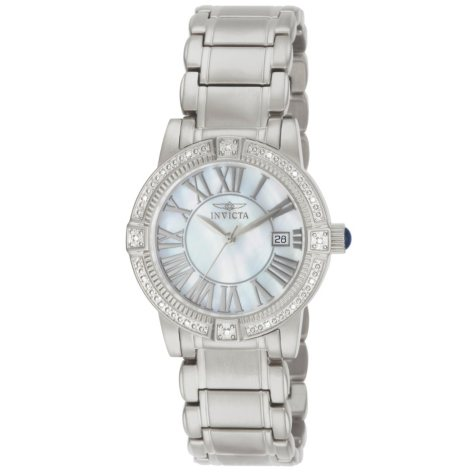 Invicta Women's Roman Angel Watch in Stainless Steel or Gold Tone