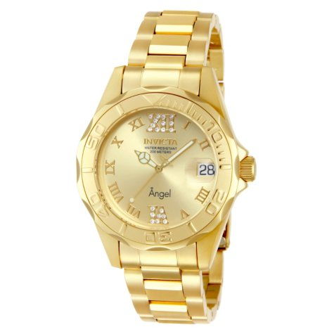 New Angel Invicta Ladies Watch - Available in Gold, Rose Gold & Silver