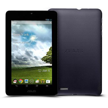 "ASUS MeMO Pad 7"" 16GB Tablet Bundle w/ Case and Screen Protector"