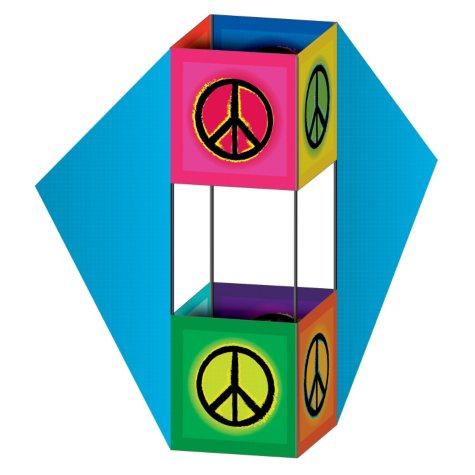 Peace Box Kite