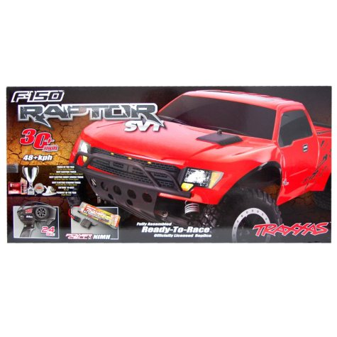 Ford F150 SVT Raptor - White