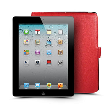 Apple iPad 2 w/ Wilson's Leather Case