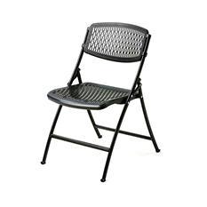 Mity Lite Flex One Folding Chair, Black - 40 pack