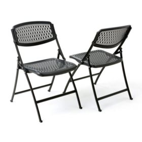 Pleasant Mity Lite Flex One Folding Chair Black 40 Pack Sams Club Frankydiablos Diy Chair Ideas Frankydiabloscom