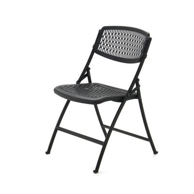 Pleasant Mity Lite Flex Folding Chair Black 4 Pack Sams Club Creativecarmelina Interior Chair Design Creativecarmelinacom