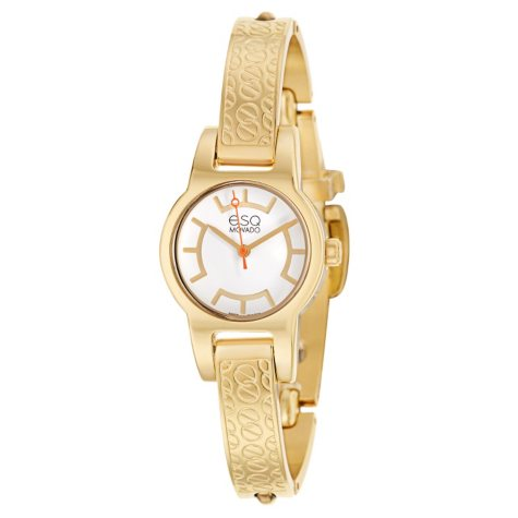 ESQ by Movado Gold Plated Women's Nova Watch