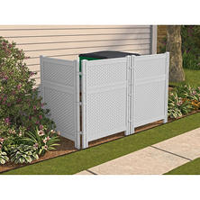 Suncast Reversible Outdoor Screen Enclosure