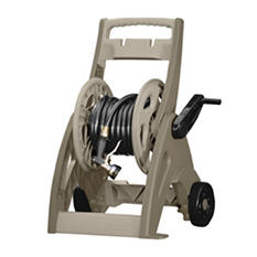 Suncast 175 ft. Hosemobile Hose Reel Cart, Taupe
