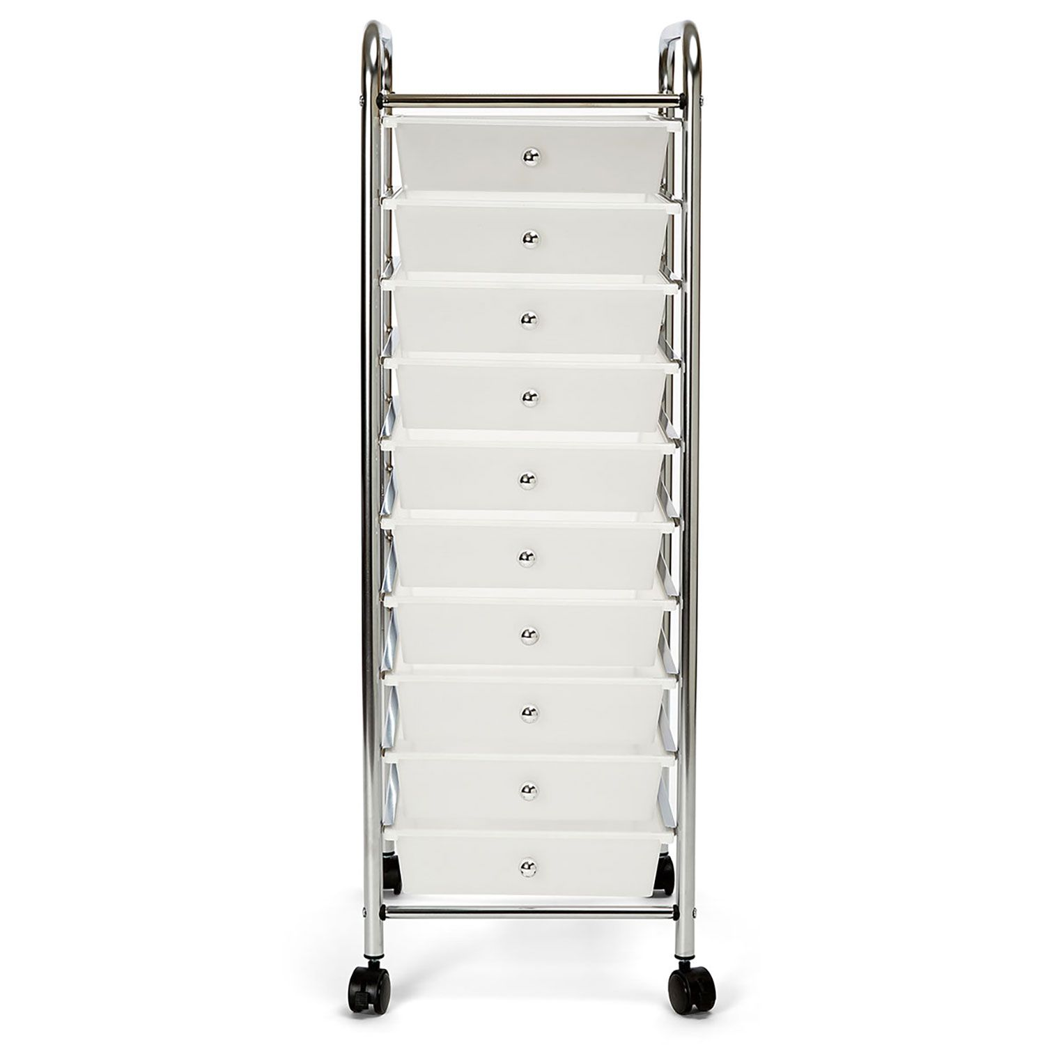 Counselor must haves: shallow drawer carts for organization