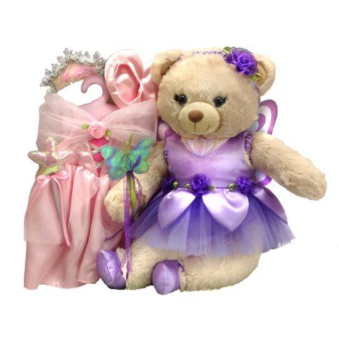 "18"" Plush Fairy Princess Bear"