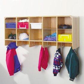 Hanging Coat Locker