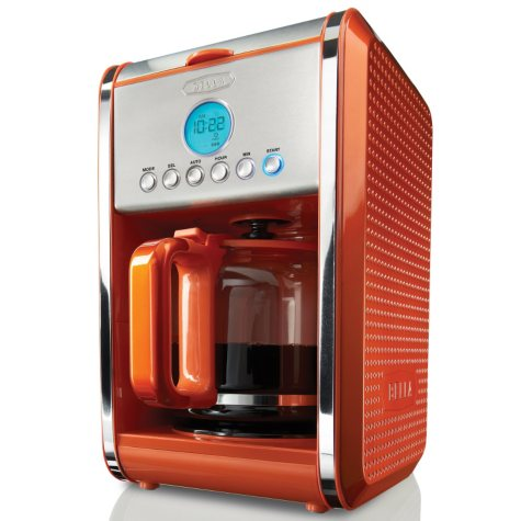Bella Dots 12-Cup Coffee Maker - Various Colors