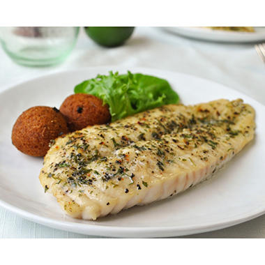 Farm Raised Catfish Fillets (15 lb.)