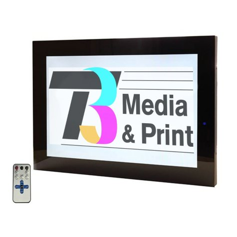Gallery™ Plug & Play Flat Panel Digital Signage Wall Display, 19""