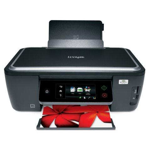 Lexmark Interact S605 Wireless Multifunction Printer